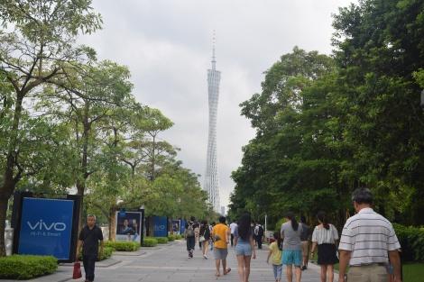 Canton Tower, Guangzhou China