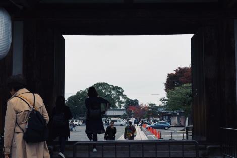 to Toji Temple