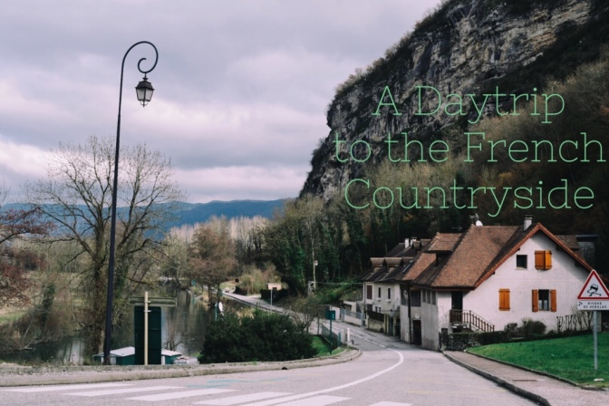 A Daytrip to the French Countryside